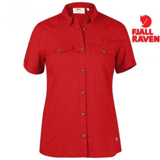 Fjallraven Abisko Vent Shirt SS Women's 89475 Fjallraven size L