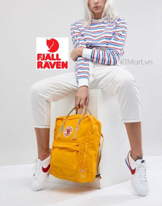 Fjallraven Kanken Classic Bag Warm Yellow Fjallraven