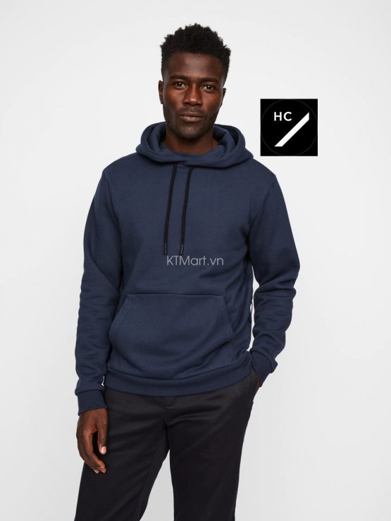 HillCity Heavyweight Fleece Hoodie 372402 HillCity size L