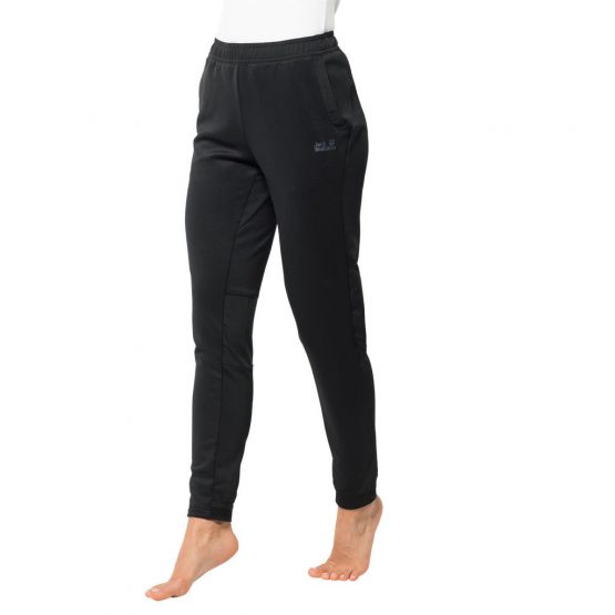 Quần nỉ Jack Wolfskin 1505131 Morning Trek Pants Women size S, M US