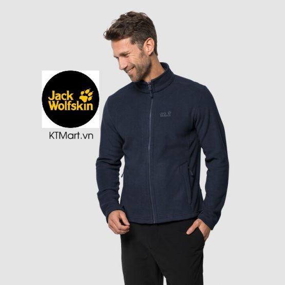 Áo nỉ Jack Wolfskin Moonrise Men's Fleece Jacket 1702064 Nanuk 150 size S, M, L