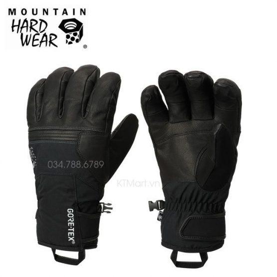 Mountain Hardwear Firefall Waterproof Gore-Tex Ski Snow Winter Gloves OM7664 Mountain Hardwear size M