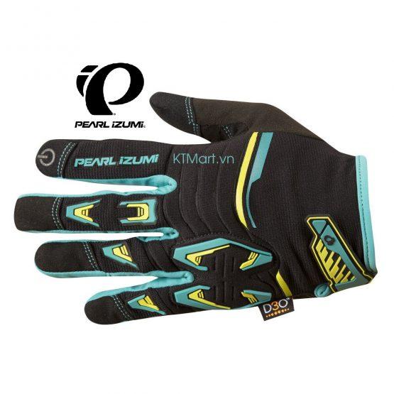 Pearl Izumi Mens Launch Full Finger MTB Cycling Gloves 14341503 Pearl Izumi size M