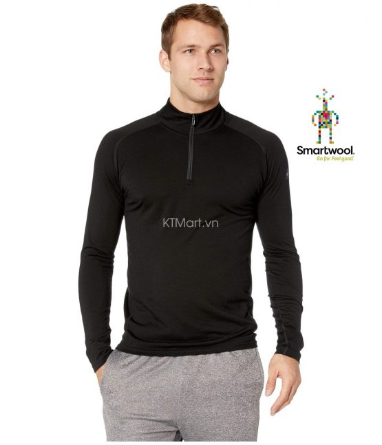 Smartwool Mens Merino 150 Baselayer 1/4 Zip SW016070 Smartwool size L