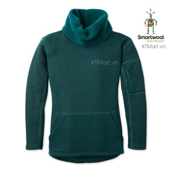 Smartwool Womens Hudson Trail Pullover Fleece Sweater SW000313 Smartwool size M, L
