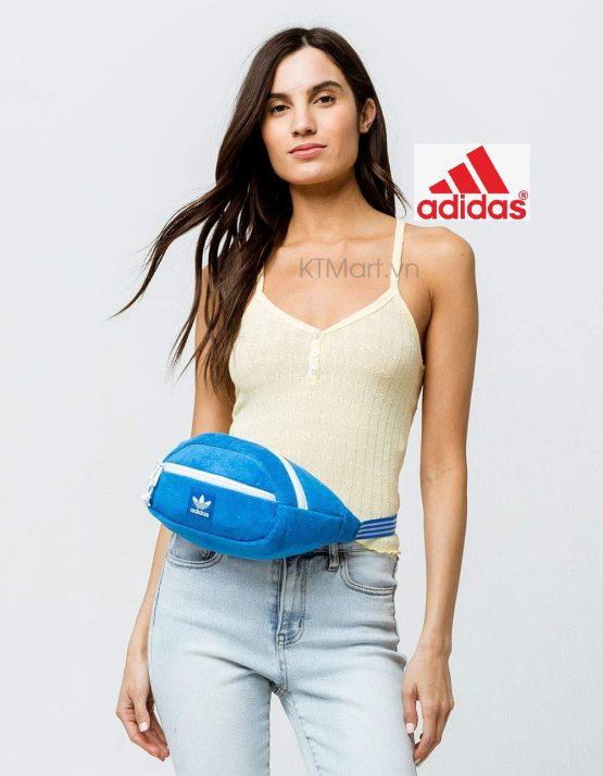 ADIDAS Originals Terry Waist Blue Fanny Pack Adidas