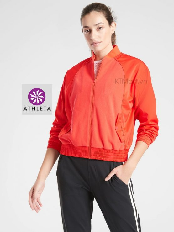 Athleta Zion Microfleece Full Zip 511505 Athleta size XXS, S, M