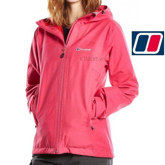 Berghaus Women's Fellmaster GoreTex Waterproof Jacket 422088 Berghaus size M US