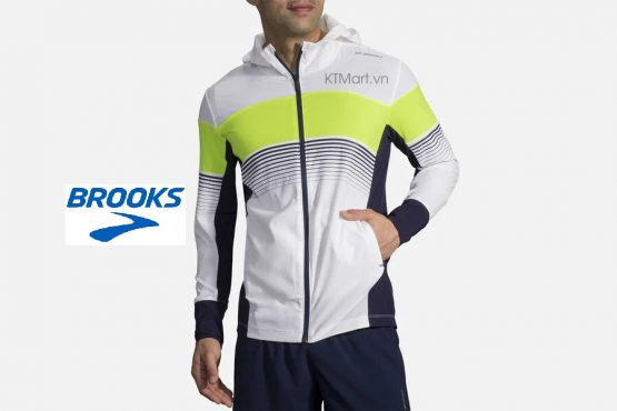 Brooks Men's Canopy Running Jacket 211090 Brooks size L