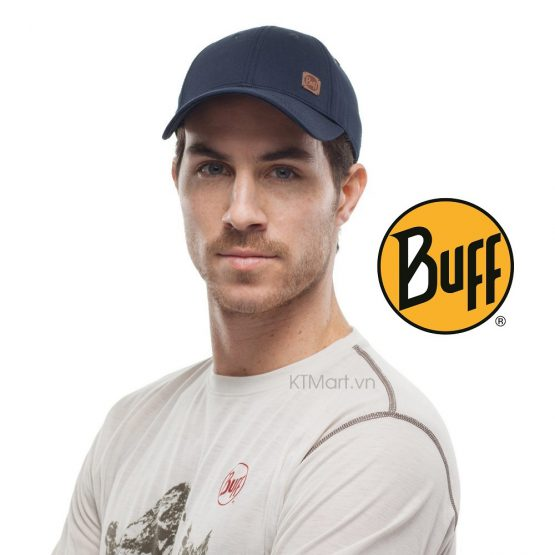 Mũ Buff Baseball Cap Solid Navy 117197.787.10.00 Buff