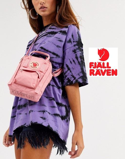 Fjallraven Kånken Sling Bag Pink 23797 Fjallraven