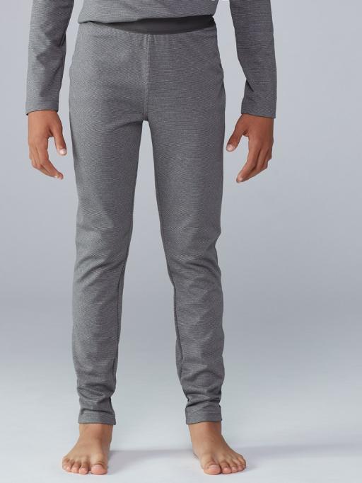 REI Co-op Midweight Long Underwear Bottoms Asphalt Kids' 119200 size M (10-12)