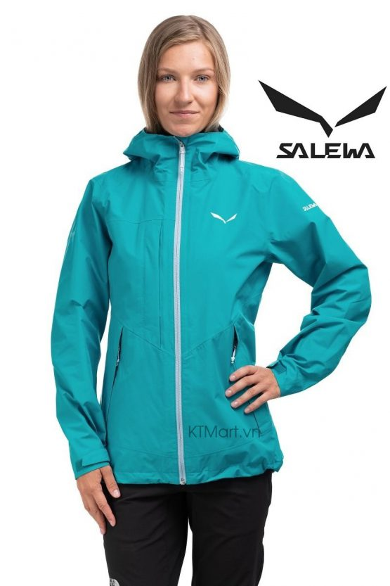 Salewa Puez 2 GORETEX 2L Women's Jacket 027226 Salewa size M US