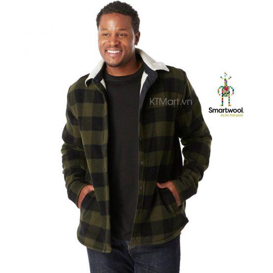 Smartwool Mens Anchor Line Sherpa Shirt Jacket SW019040 Smartwool size M