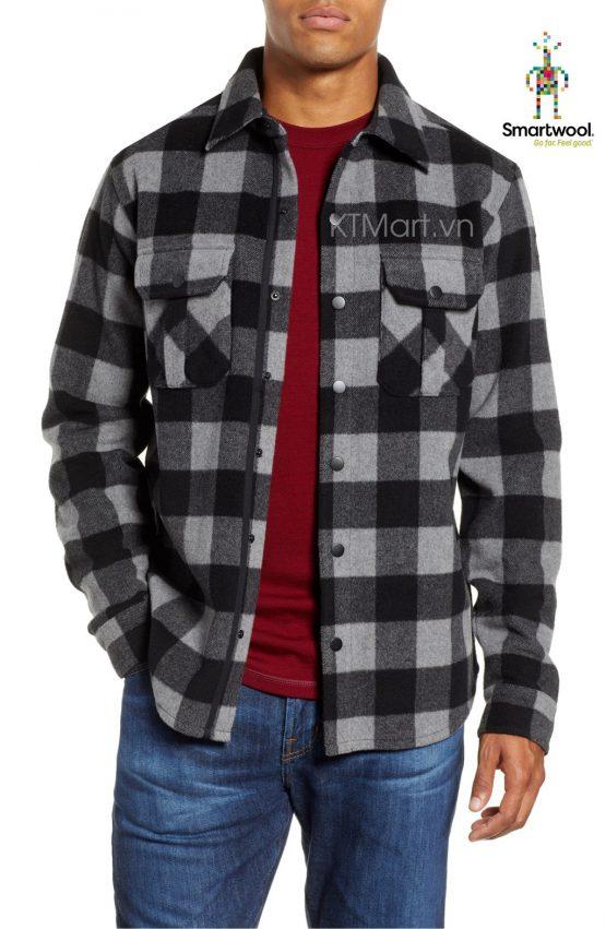 Smartwool Men's Anchor Line Shirt Jacket SW000122 Smartwool