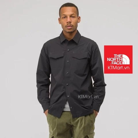 The North Face City Pockets Welding Shirt NF0A3V34 The North Face size M US