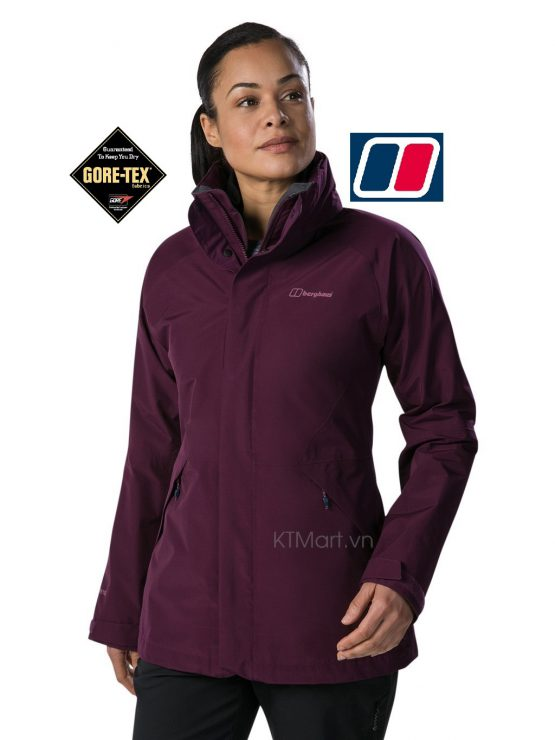 Berghaus Women's Highland Ridge Interactive Waterproof 4A000804BU7 Berghaus size M US