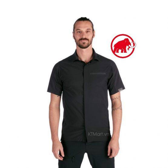 Mammut Crashiano Men's Shirt 1015-00310 Mammut size M