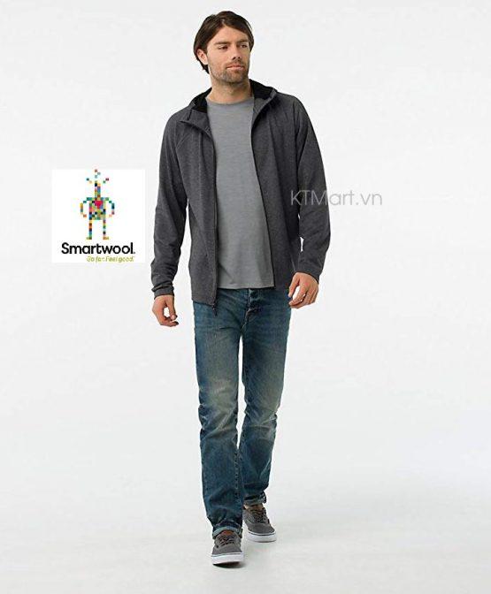 Smartwool Men's Active Reset Hooded Sweatshirt SW000274 Smartwool size M