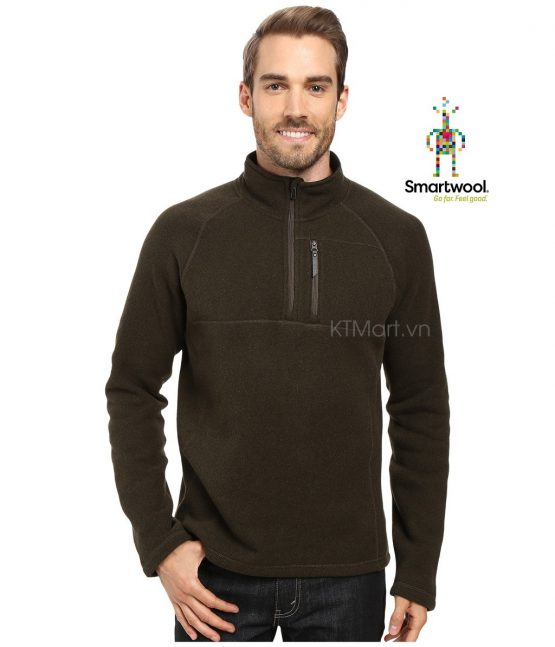 Smartwool Men's Echo Lake Half Zip SW0SP637 Smartwool size M