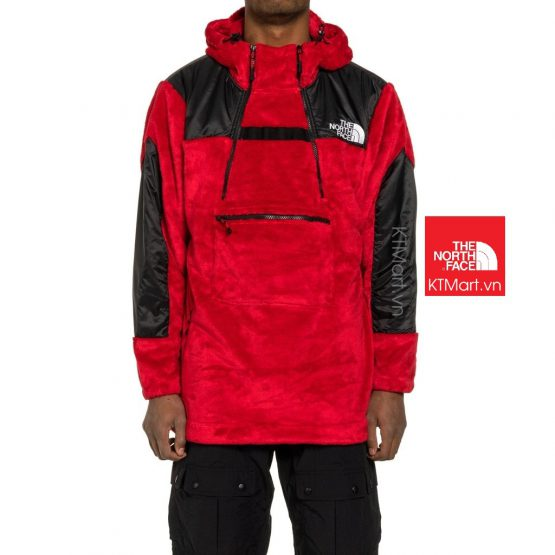 The North Face Black Series Kazuki Kuraishi Gear Fleece Jacket TNF Red NF0A46DF The North Face size S