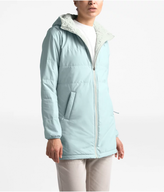 The North Face NF0A3YTY WOMEN'S MERRIEWOOD REVERSIBLE PARKA size M, XL