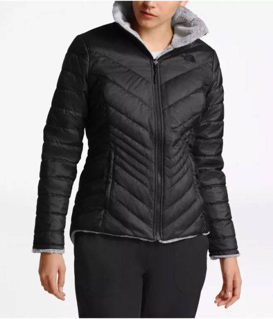 The North Face NF0A3MER WOMEN'S MOSSBUD INSULATED REVERSIBLE JACKET size M, XL