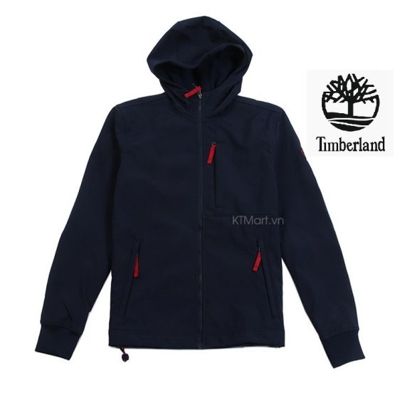 Timberland Men's Velvet Hooded Softshell Jacket TB0A1NT5 Timberland size L