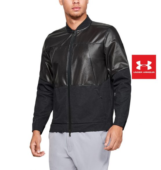 Áo khoác Under Armour Men's Unstoppable Swacket Bomber Jacket 1306291  size L