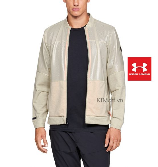 Under Armour Men's UA Unstoppable Swacket Bomber Jacket 1306291 Under Armour size L, XL