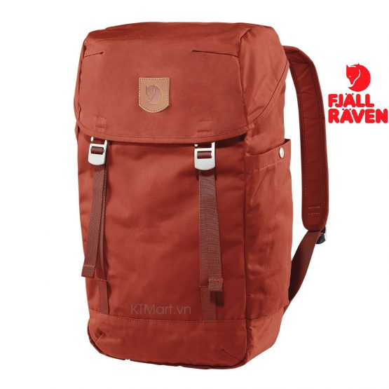 Fjallraven Greenland Top Large Backpack 23151 Fjallraven Cabin Red
