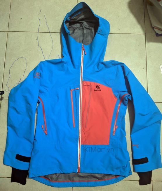 Kailas Ski Mont Hardshell Jacket Women's KG210273 Kailas size M