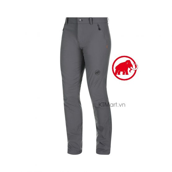Quần leo núi Mammut Hiking Pants RG Men 1022-00880 Mammut