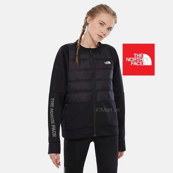 THE NORTH FACE NF0A3X3Y WOMEN INFINITY TRAIN INSULATED MONT SIZE M