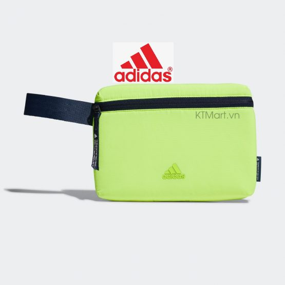 Adidas Women's Double Pocket Pouch Golf Solar Yellow FM4154 Adidas