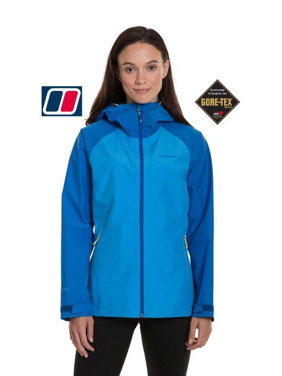 Berghaus Women's Paclite 2.0 Waterproof Jacket 422056 Berghaus size S, M US