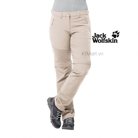 Jack Wolfskin Activate Zip Away Pants 1505421 Jack Wolfskin size 29 (S US)