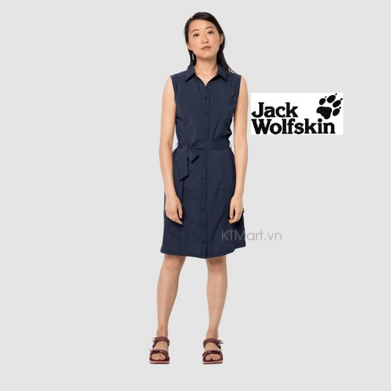 Jack Wolfskin Sonara Dress Midnight Blue 1503991 Jack Wolfskin size S
