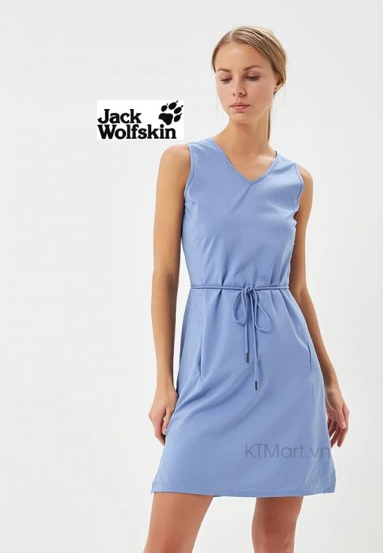 Jack Wolfskin Tioga Road Dress Blue 1504821 Jack Wolfskin size S US