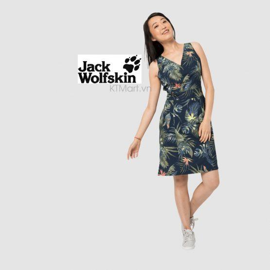 Jack Wolfskin Wahia Tropical Dress Midnight Blue 1503585 Jack Wolfskin size S, M