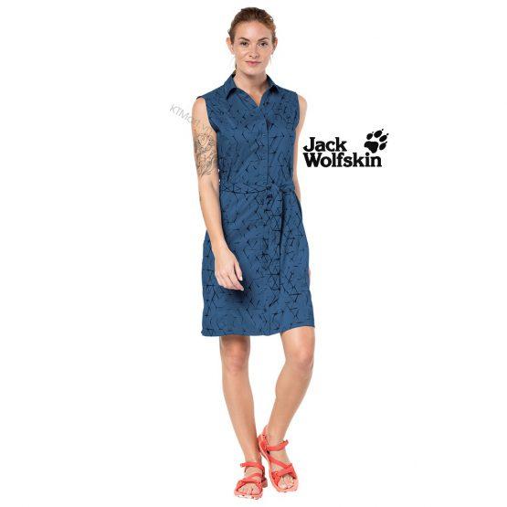 Jack Wolfskin Women's Sonora Shibori Dress Jack Wolfskin size M US