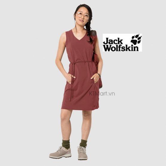 Jack Wolfskin Women's Tioga Road Dress Auburn 1504821 Jack Wolfskin size XS, S, L US
