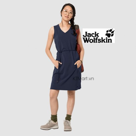 Jack Wolfskin Women's Tioga Road Dress Midnight Blue 1504821 Jack Wolfskin size M, L US