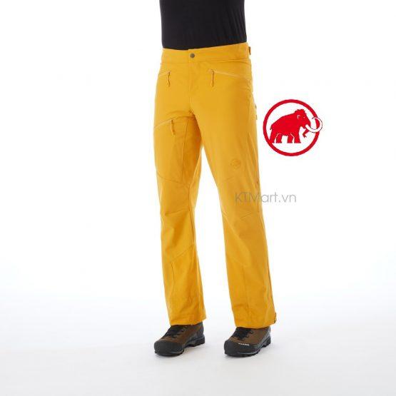 Mammut Tatramar Men's Softshell Trousers 1021-00300 Mammut size 34