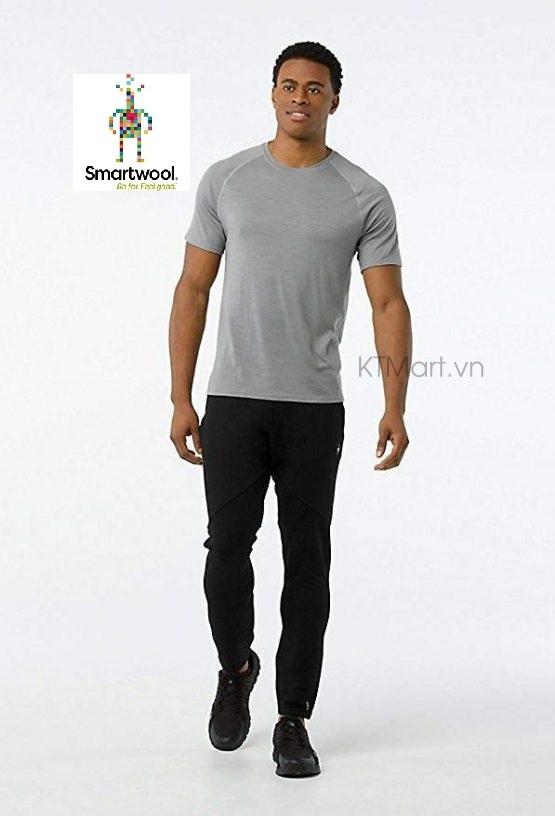 Áo Lông Cừu Smartwool Men's Merino 150 Base Layer Micro Stripe Short Sleeve SW016060 Smartwool