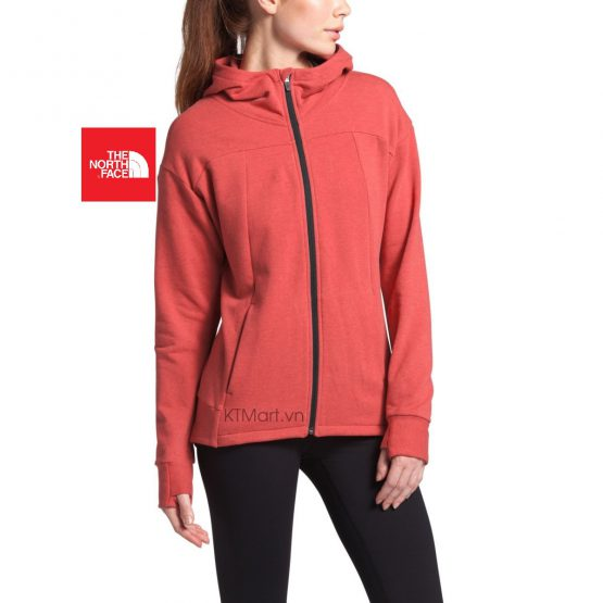 The North Face Women's Motivation Fleece Full-Zip NF0A3X2L The North Face size S