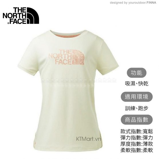 The North Face Women's TShirt 3GCG The North Face size XS, S, M, L