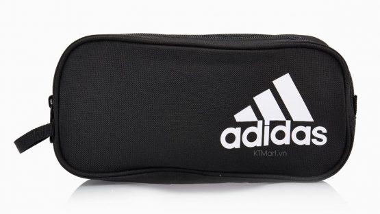 Túi đựng đa năng Adidas AJ9484 Unisex Pencil Case Black