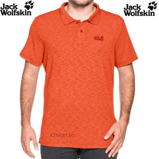 Jack Wolfskin Travel Polo Shirt 1804542 Jack Wolfskin size L
