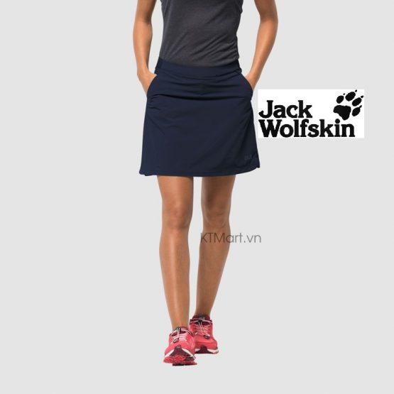 Jack Wolfskin Women's Hilltop Trail Skirt 1505471 Jack Wolfskin size 29